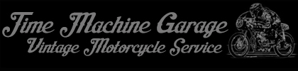 Time Machine Garage - Vintage Motorcycle Service & Borrani rims