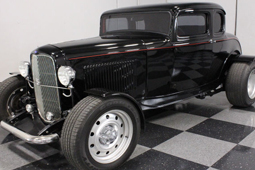 1932 Ford coupe 5 windows hot rod