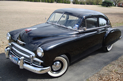 1950 Chevy Fleetline Special
