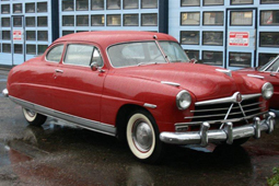 1950 Hudson Pacemaker Coupe
