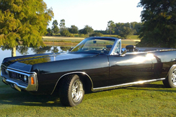 1970 Dodge Polara Convertible