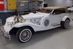1980 Excalibur Roadster